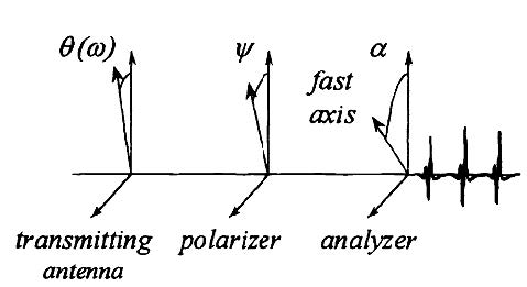 (b) principle of polarization test